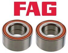 For BMW E30 318i 325 E36 Z3 Pair Set of 2 Rear Wheel Bearings FAG 39 x 72 x 37mm