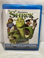 Shrek 3D The Complete Collection Blu Ray 3 Disc Set Movies 1-3 Shrek 1 2 Third