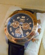 MINT INVICTA MEN'S SPEEDWAY 2684 CHRONOGRAPH WATCH WITH BOX