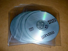 Maxell Sleeve Blank Computer CDs, DVDs & Blu-ray Discs