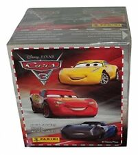 Cars 3 Disney Box 36 paquets images Panini