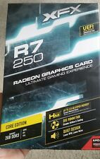 XFX R7250 RADEON GRAPHICS CARD 2GB DDR3 PCI EXPRESS