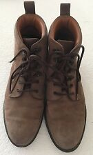 ROCKPORT BOOTS MEN'S SIZE 12M  BROWN MID LEATHER UPPER M5659 SZ 46 X7