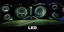 1970-1981 Chevy Camaro Gauge Instrument Cluster - LED bulb upgrade! 70-81