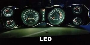 1970-1981 Chevy Camaro Gauge Instrument Cluster - Complete LED bulb upgrade!