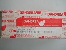 D`Andrea MHD Plattenhalter SSCC 90 für Platten SCMT 1204 NEU mit Rechnung