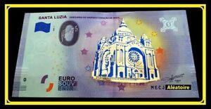 Billet 0 euro Souvenir - PORTUGAL MECJ - Santa Luzia Gold Or 2020 - flmc75