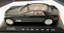 NOREV 1:43 AUTO DIE CAST CADILLAC SIXTEEN MIDNIGHTS GRIGIO SCURO METAL   910000