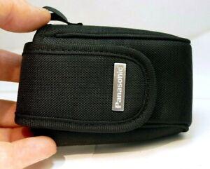 "Panasonic camera Protective Canvas Pouch Case 4X2X1.5"" Lumix DMC"