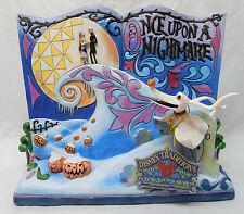 Disney Enesco Figurine Storybook Nightmare before Christmas Skellington 4057953