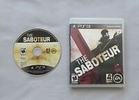 Saboteur (Sony PlayStation 3, 2009)