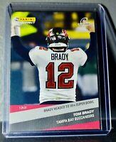 Tom Brady 2020 Panini NFL Playoffs #210 Football Card 1 of 686