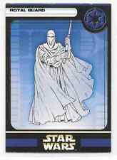 2004 Star Wars Miniatures Royal Guard Stat Card Only Swm Mini