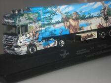 Scania R TL mit KK Auflieger Wiege der Menschheit in PC NUR 16x