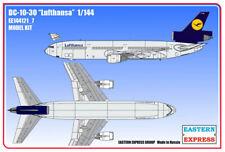 Eastern Express 1/144 McDonnell Douglas DC-10-30 Lufthansa Model Kit