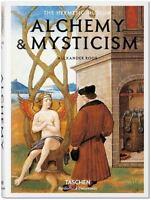 Alchemy and Mysticism by Alexander Roob (2014, Hardcover) Taschen