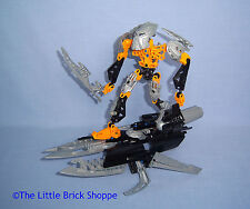 Rare Lego Bionicle Titan 8697 TOA IGNIKA - Complete figure & vehicle only 2008