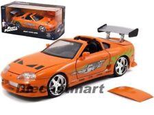 Artículos de automodelismo y aeromodelismo naranjas Jada Toys Fast & Furious