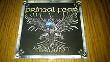 PRIMAL FEAR - Angels Of Mercy: Live In Germany [CD+DVD]PROMO LIMITED EDITION*NEW