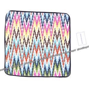 JONATHAN ADLER Bargello Sandpiper Drive Multi-Color Pillow Case New