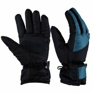 Soft Warm Men Gloves Breathable Waterproof Hand Wears High Quality Nylon Mittens
