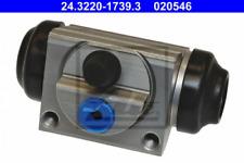 Radbremszylinder für Bremsanlage Hinterachse ATE 24.3220-1739.3