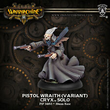 Warmachine: Cryx - Pistol Wraith (Variant) - Solo PIP 34053 NEW
