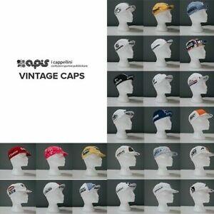 Cotton Caps Vintage Retro, Raleigh/Clements/Merckx/Bianchi/Campagnolo/Peugeot