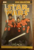 STAR WARS EPIC COLLECTION LEGACY LEGENDS VOLUME 1 TPB MARVEL VERY RARE OOP. Used