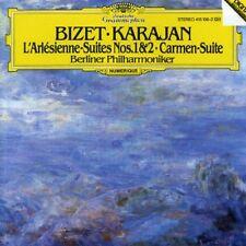 Philharmonia Orchest - L'arlesienne Suites Nos 1 & 2 / Carmen Suite [New CD]