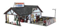 N  Woodland Scenics  Ethyl's Gas & Service - Built-&-Ready  4935