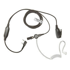 WOUXUN RADIO 2 Pin Auricolare (Bodyguard 2 Filo Sotto Copertura Auricolare tubo acustico)