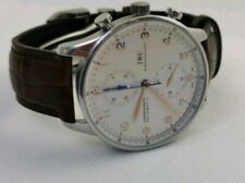 IWC Portuguese Chronograph Automatic IW371445  portugieser CHRONOGRAPH Boxed