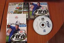 Fifa 2000 PS1 Playstation PAL ITA perfettamente funzionante