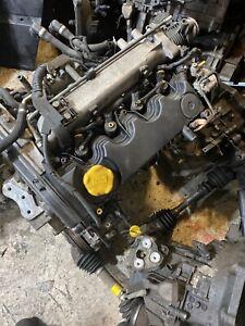 Saab 1.9 8v 120hp Engine Inc Injectors 68,000 Miles