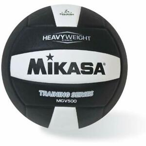 Mikasa MGV500 Heavy Weight Volleyball (Official Size) Setter Ball Sports &