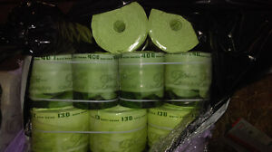 Erntegarn Pressgarn 130 18Kg/Doppelpack 2,70€/Kg Bindegarn Lemon Grün Garn Xpres