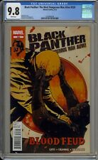 BLACK PANTHER: MOST DANGEROUS MAN ALIVE #528 - CGC 9.8 - 2039460004