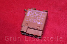 ORIGINAL Heizrelais 4028340 BV2210 für Miele Trockner Relais Heizung Schalter