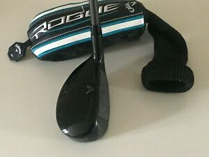 Callaway Rogue #4 Hybrid  Aldila Synergy 60 Regular Graphite Shaft VGC