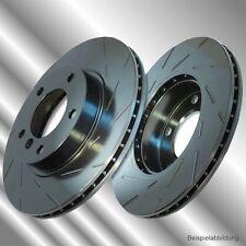 EBC Black-Dash Sport-Bremsscheiben für Rover USR851 262x13mm vorne Mit ABE