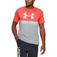 Under Armour Herren UA Performance Apparel Kurzarm T-Shirt 1346679