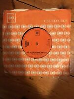 """Georgie Fame The Ballad of Bonnie and Clyde/Beware Of Dog CBS 7"""" vinyl 45rpm VGC"""
