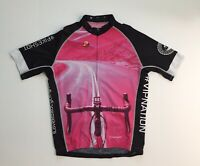 Cycling Jersey Women's Shirt Fikeshot Bike Club Fit I Love Road Full Zipper 3XL