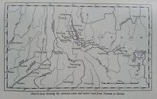 1940 Sino-Japanese War - YUNNAN-BURMA ROAD - Southwest China Commerce - 03