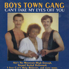 Can't Take My Eyes Off You (Best Of) by Boys Town Gang (CD, Jun-1997,...