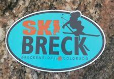 Sugarloaf Ski Sticker Skiing Snowboarding Maine Resort Snow Burton