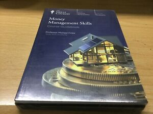 the great courses money management skills book and dvd new and sealed