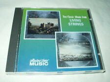 LIVING STRINGS Play All the Music From Camelot+Play Music of the Sea CD RCA
