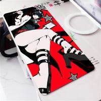 Anime ZOMBIE LAND SAGA Tae Yamada Cute Mouse pad Otaku Gaming PlayMat Mice Pad